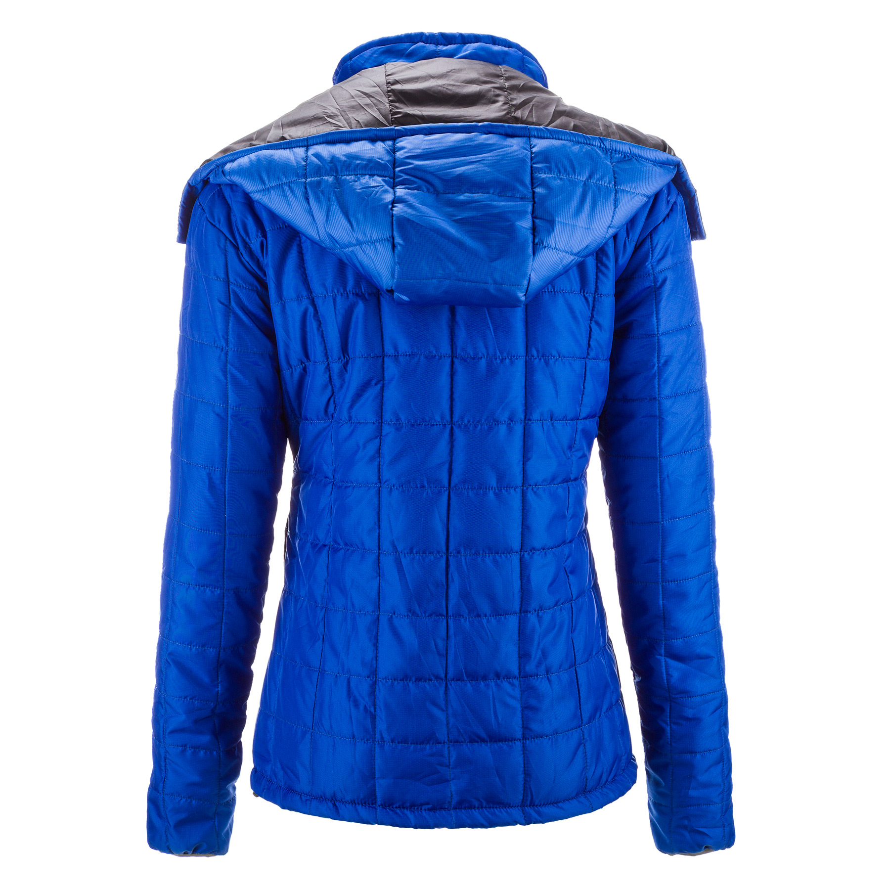 The Pumori Women S Insulated Jacket 200 Gsm Royal Blue