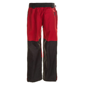 Kids Unisex Gorak Shep Outershell Pants - Burgundy / Black Back