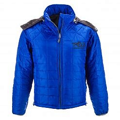 The Pumori Men's Insulated Jacket - Royal Blue Front