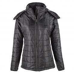 The Pumori Women's Insulated Jacket - Black Front