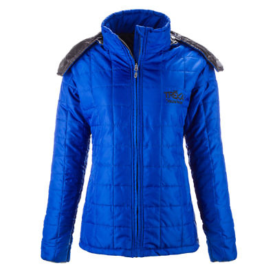 The Pumori Women's Insulated Jacket - Royal Blue Front