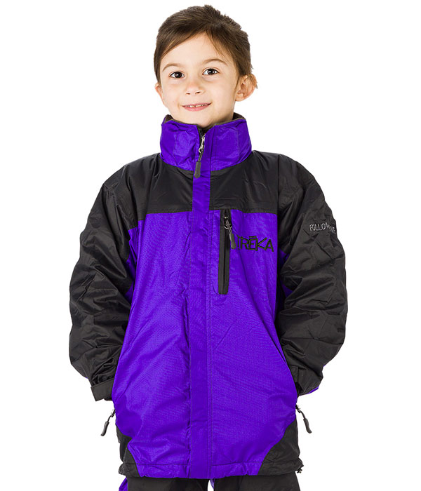 girl wearing jacket