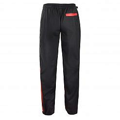 Men's Dingboche Rain Pants - Orange / Black Back