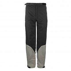 Men's Dingboche Rain Pants - Taupe / Black Front