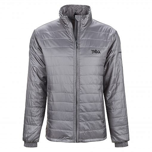 Men's Khumbu 100 GSM Insulated Jacket - Grey