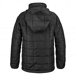 The Pumori Kids Insulated Winter Jacket - Black Back