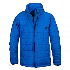 The Pumori Kids Insulated Jacket - Royal Blue