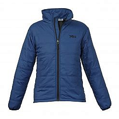 Men's Deusa 150GSM Insulated Jacket - Blue - Front View