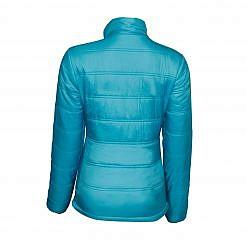 Women's Deusa 150GSM Insulated Jacket - Aqua - Back View