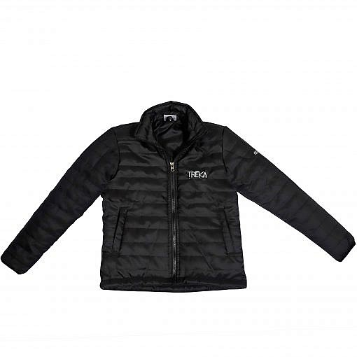 Kids Avalanche 3-in-1 Winter Jacket 300GSM - Red / Black Inner Jacket Front View