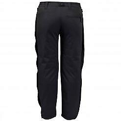 Women's Avalanche Winter Pants 300GSM - Black - Back View