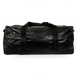 Treka Marine 95 Litre Duffle Bag Black Back View