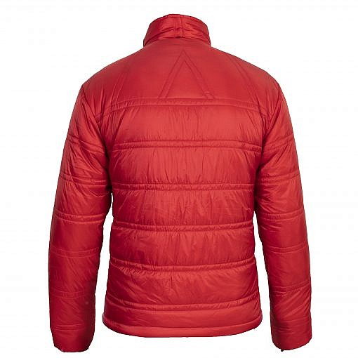 TREQA Dablam Men's Insulated Jacket 150GSM CCS - Red - Back View