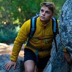 Dablam CCS Men's Insulated Jacket 150GSM Yellow Alex Hiking