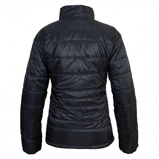 TREQA Women's Sonam 150 GSM Insulated Jacket - Black - Back View