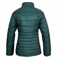 TREQA Women's Sonam Insulated Jacket 150 GSM - Green - Back View