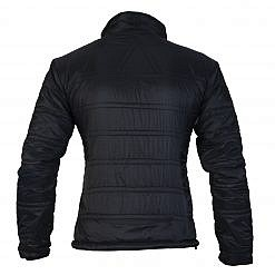 TREQA Women's Dablam Insulated Jacket 150 GSM CCS - Black - Back View