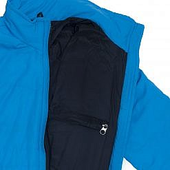 TREQA Women's Dablam Insulated Jacket 150 GSM CCS - Blue - Inside View