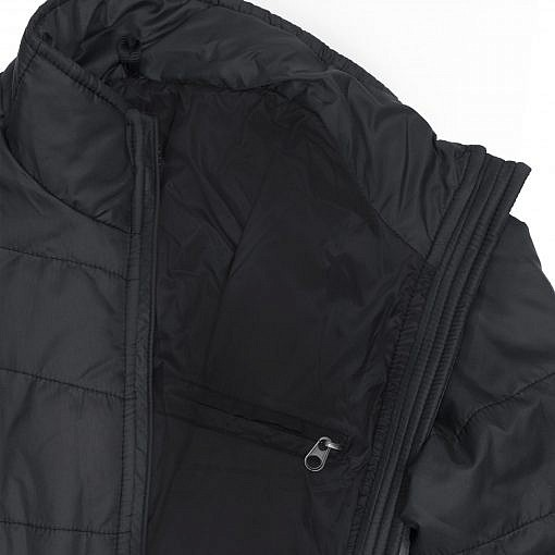 TREQA Women's Khumbu Insulated Jacket 100 GSM CCS - Black - Inside View