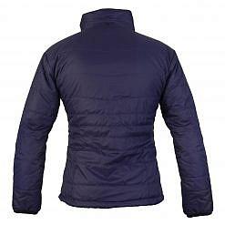 TREQA Women's Khumbu Insulated Jacket 100 GSM CCS - Purple - Back View
