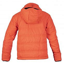 TREQA Men's Langtang Insulated Jacket 250 GSM CCS - Orange - Back View