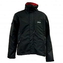 TREQA Men's Yeti Shell Jacket CCS - Black - Front View