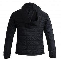 TREQA Women's Pumori Insulated Jacket 200 GSM CCS - Black - Back View