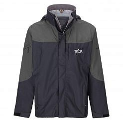 TREQA Men's Yeti Shell Jacket CCS - Grey / Black