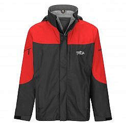 TREQA Men's Yeti Shell Jacket CCS - Red / Black