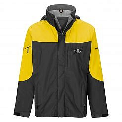 TREQA Men's Yeti Shell Jacket CCS - Yellow / Black