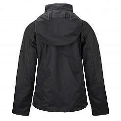 TREQA Women's Yeti Shell Jacket CCS - Black Back View