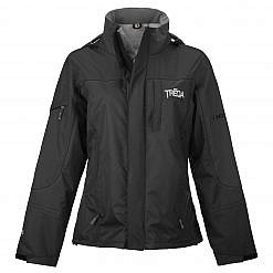TREQA Women's Yeti Shell Jacket CCS - Black