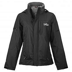 TREQA Women's Yeti Shell Jacket CCS - Black