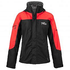 TREQA Women's Yeti Shell Jacket CCS - Red / Black