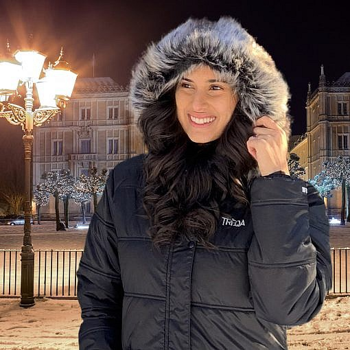 Everest Regal Parka with Faux Fur Lined Hood