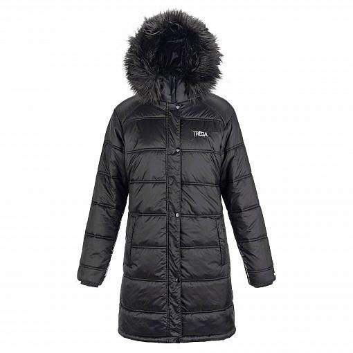 Everest Regal with Black Faux Fur Front View