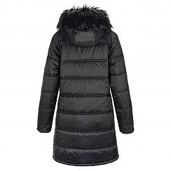 Everest Regal with Black Faux Fur Back View