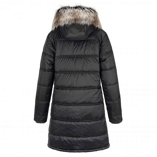 Everest Regal with Brown Faux Fur Back View