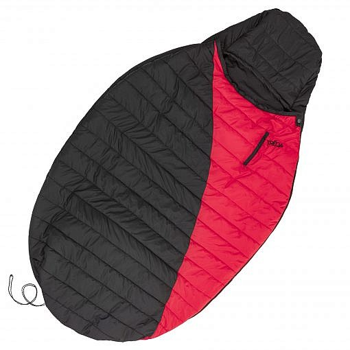 TREQA 400 Series Sleeping Bag - Adjustable Length for Kids
