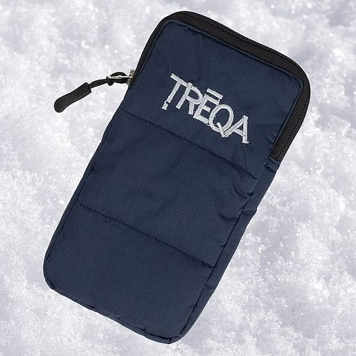 Arctic Thermal Phone Cases in Navy Blue