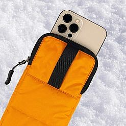 Arctic Thermal Phone Cases Back View