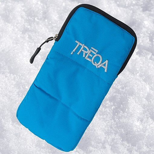 Arctic Thermal Phone Cases in Sky Blue