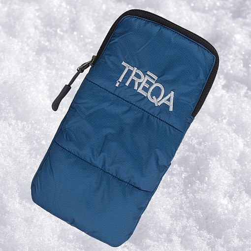 Arctic Thermal Phone Cases in Slate Blue