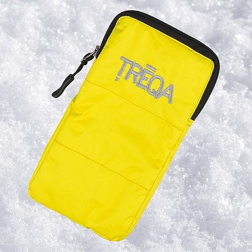 Arctic Thermal Phone Cases in Yellow